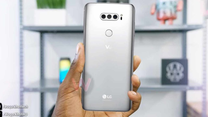 LG V40 image renders or concept on Revu Philippines