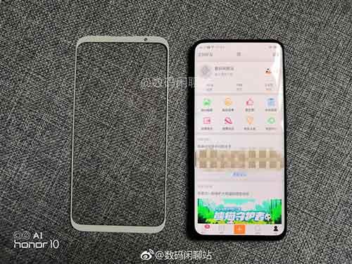 Meizu 16 Plus front panel or screen Revu Philippines