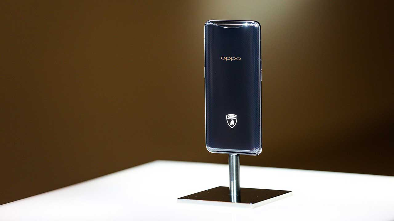 lamborghini edition availability revealed at oppo find x. Black Bedroom Furniture Sets. Home Design Ideas