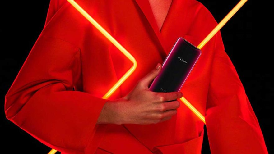 OPPO Find X price, preorder and specs on Revu Philippines