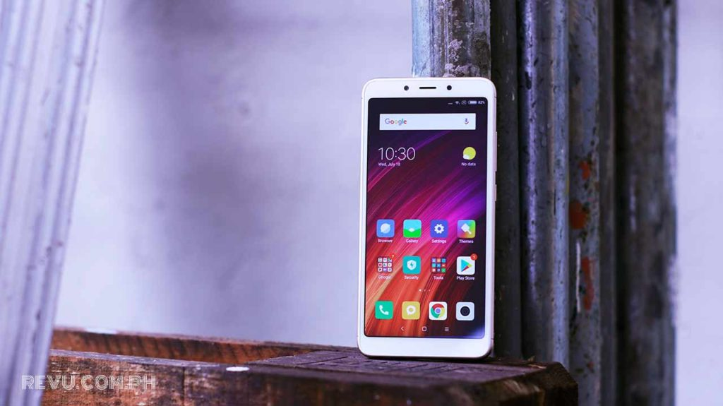 Xiaomi Redmi 6 price and specs on Revu Philippines