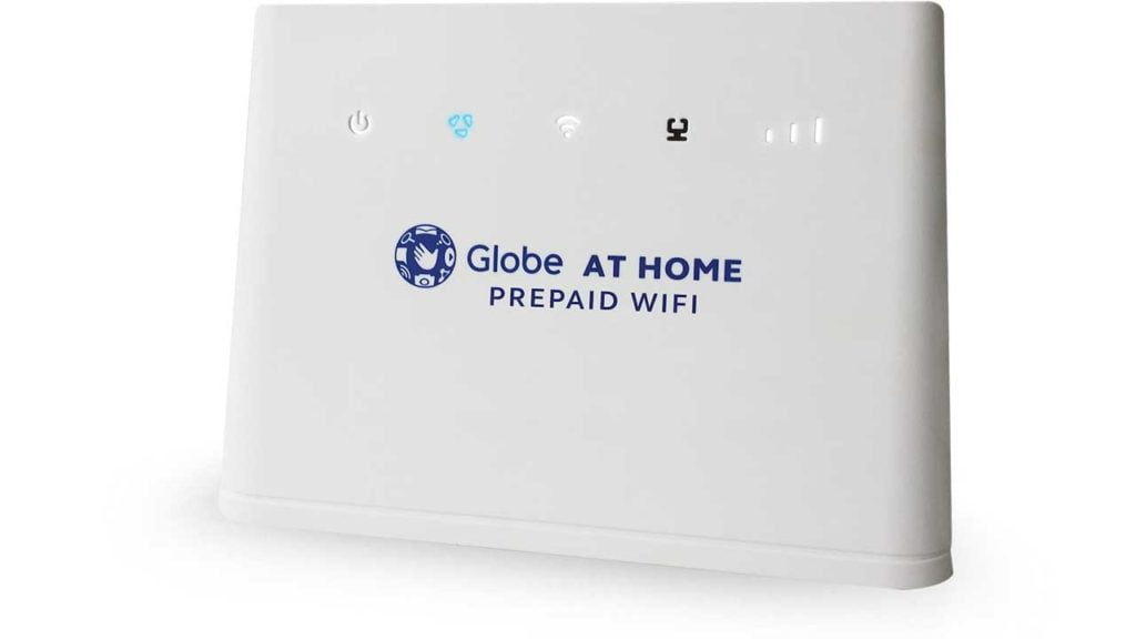 Globe At Home Prepaid WiFi on Revu Philippines