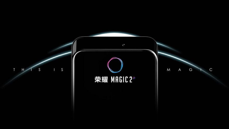 Huawei Honor Magic 2 teaser shows OPPO Find X and Xiaomi Mi MIX 3 design on Revu Philippines