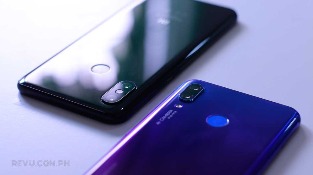 Huawei Nova 3 vs Xiaomi Mi 8: Hardware, design, specs, camera, gaming comparison on Revu Philippines