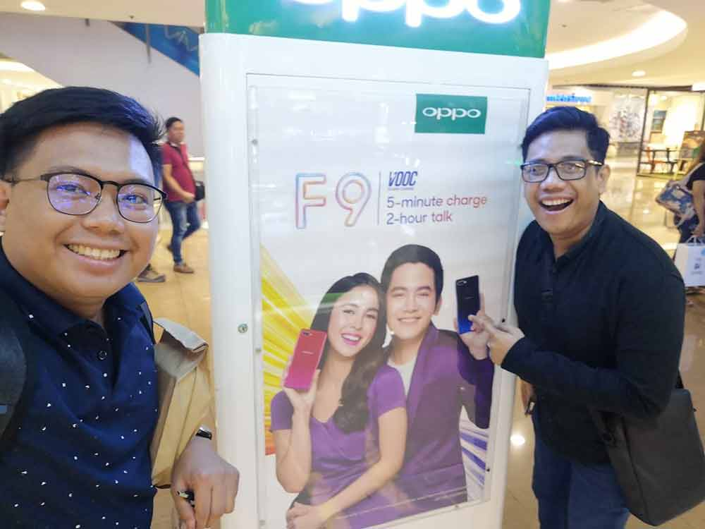 OPPO F9 starring JoshLia or Joshua Garcia and Julia Barretto on Revu Philippines