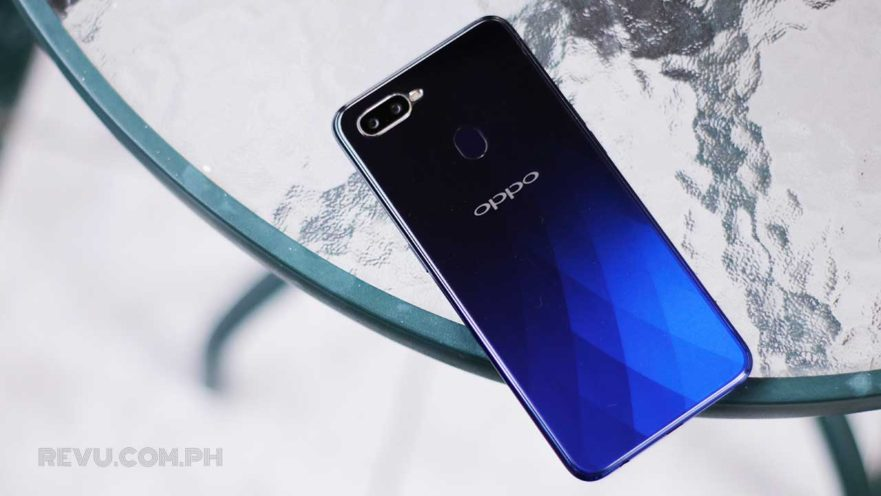 OPPO F9 review, price and specs on Revu Philippines