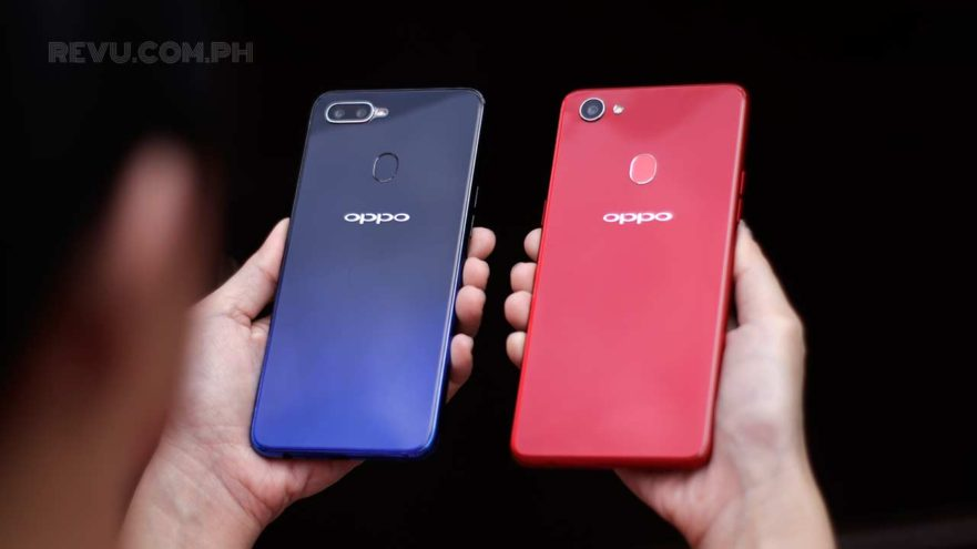 OPPO F9 vs OPPO F7 review, price and specs on Revu Philippines