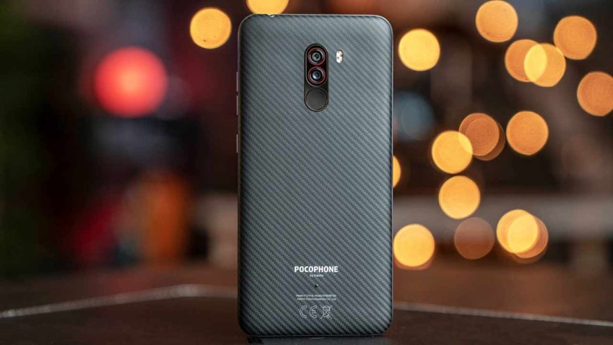 Xiaomi Pocophone F1 or Xiaomi Poco F1 price and specs on Shopee via Revu Philippines