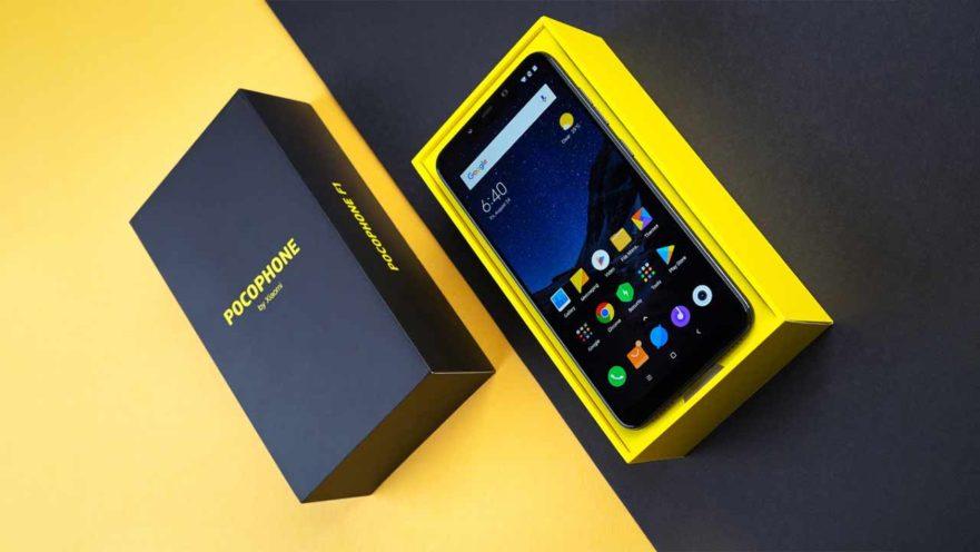 Xiaomi Pocophone F1 price and specs on Revu Philippines