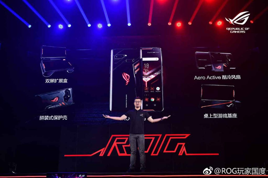 ASUS ROG Phone E-Sports Limited Edition model price and specs in China on Revu Philippines