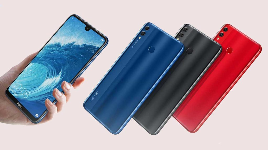 Honor 8X Max price and specs in China on Revu Philippines