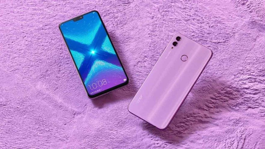 Honor 8X price and specs in China on Revu Philippines