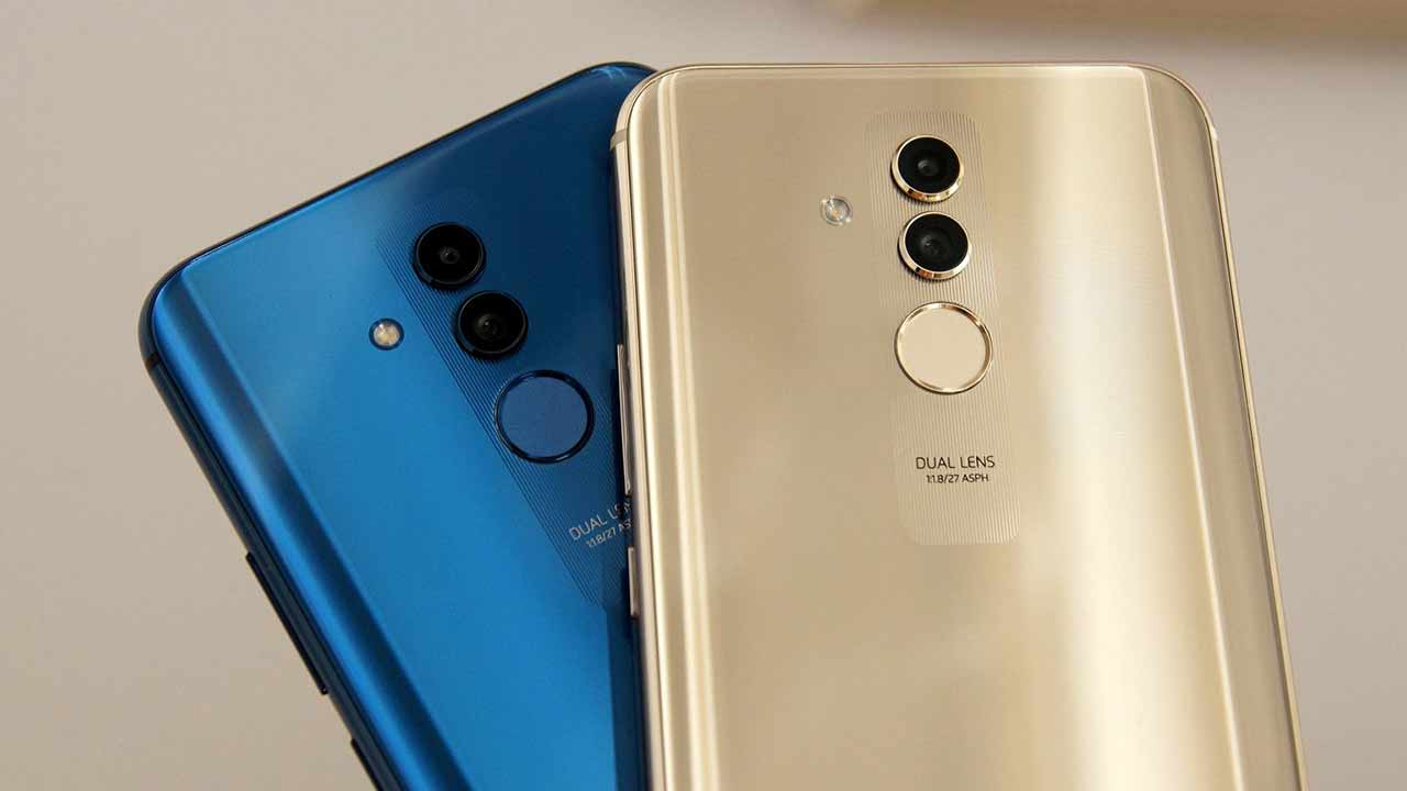 huawei mate 20 lite with 4 cameras kirin 710 launched rev. Black Bedroom Furniture Sets. Home Design Ideas