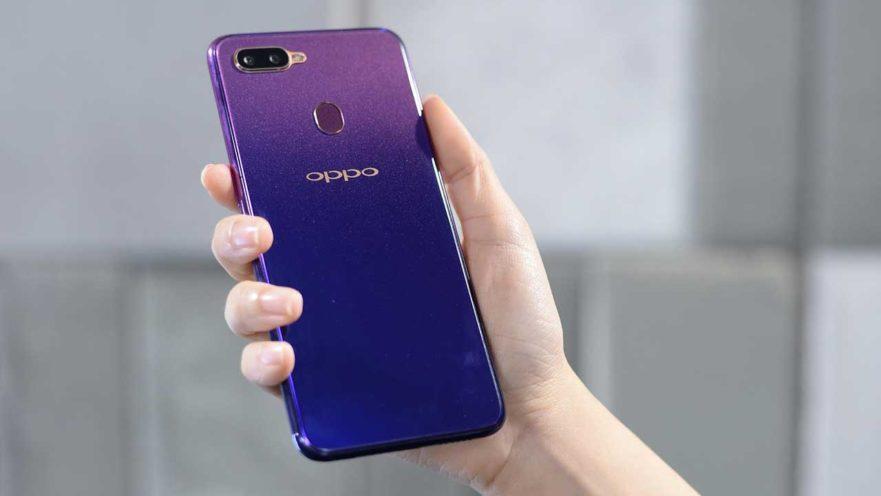 OPPO F9 Starry Purple price and specs on Revu Philippines