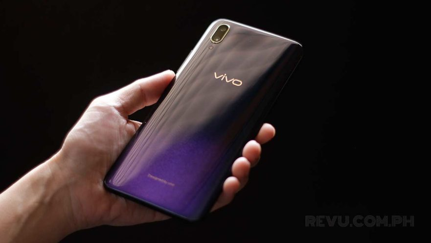Vivo V11 price, specs and availability or release date on Revu Philippines