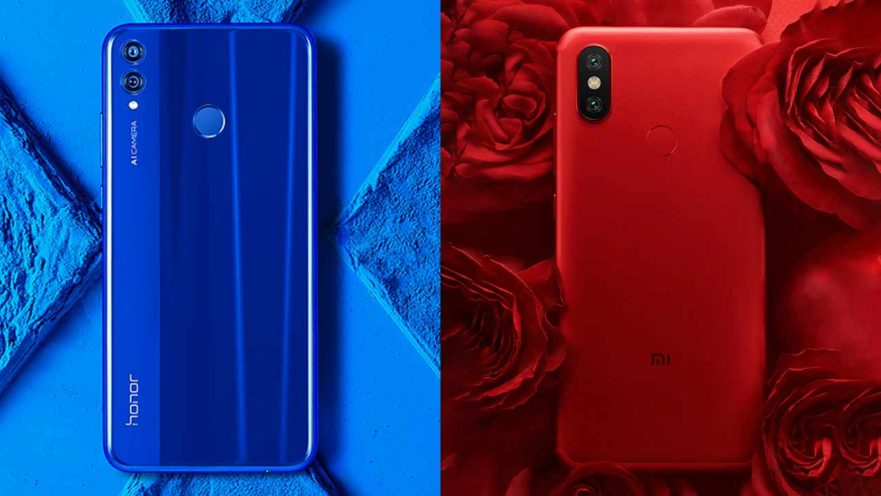 Xiaomi Mi 6X vs Huawei Honor 8X: Specs, price and performance comparison on Revu Philippines
