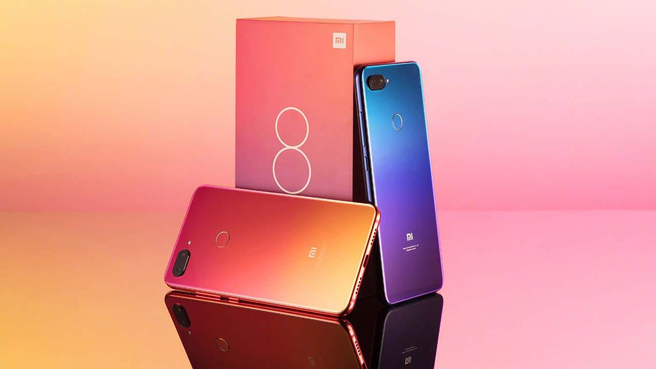 Image result for Xiaomi Mi 8 Lite