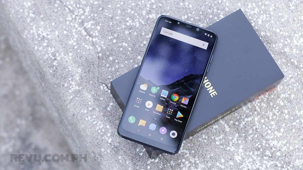 Xiaomi Pocophone F1 review, price and specs on Revu Philippines
