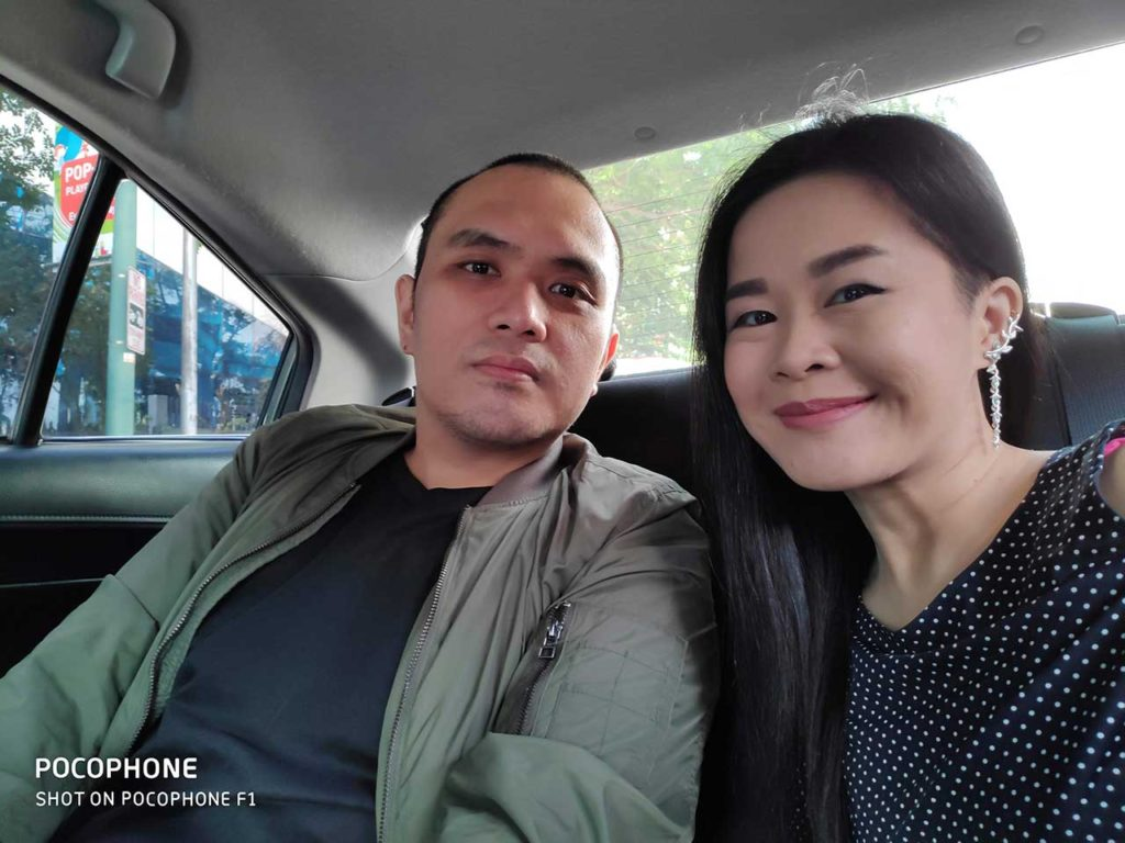 Xiaomi Pocophone F1 sample daytime selfie picture in auto mode in review by Revu Philippines