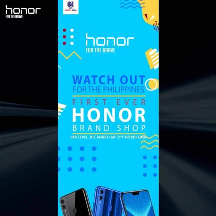 1st Honor Philippines concept store opening date on Revu Philippines