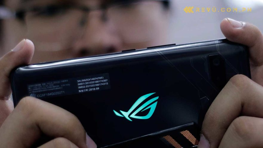 ASUS ROG Phone review, price and specs on Revu Philippines