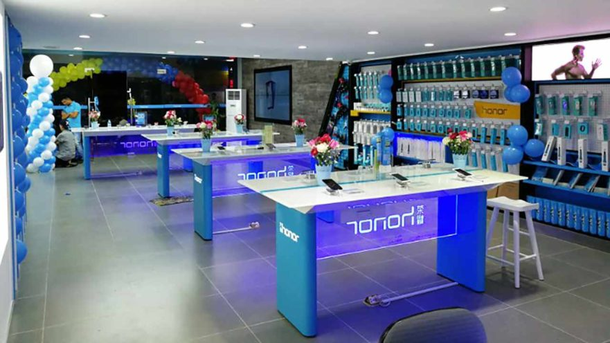 Honor Flagship Store in Myanmar via Revu Philippines