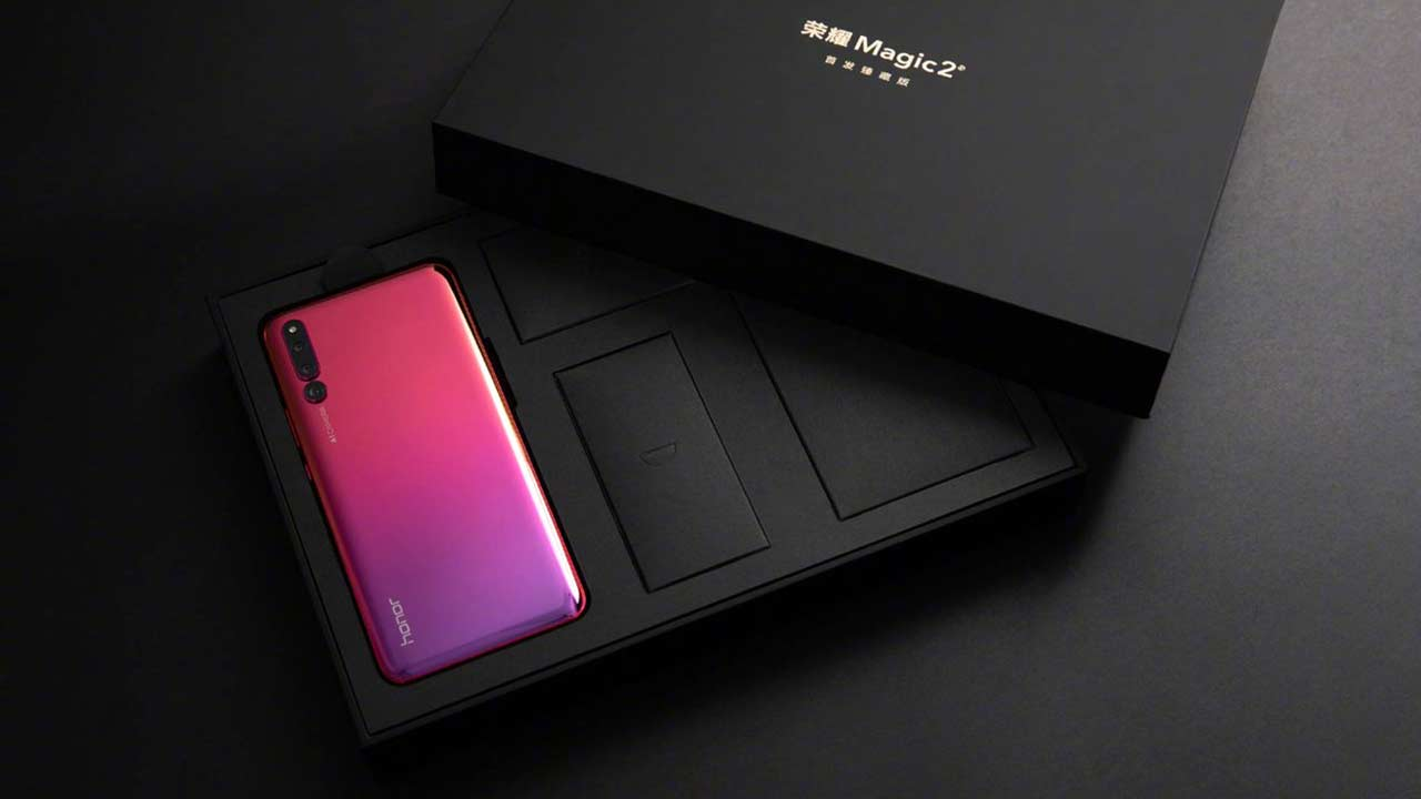 Honor Magic 2 price, specs and availability or release on Revu Philippines