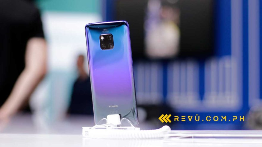 Huawei Mate 20 Mate 20 Pro With Powerhouse Specs Are Here Revu