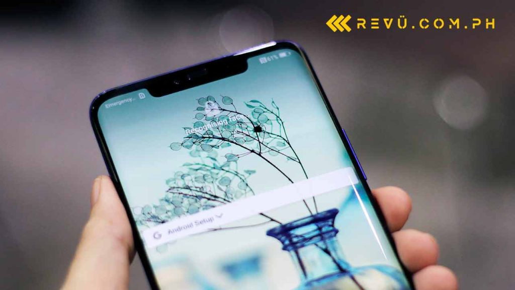 Huawei Mate 20 Pro price and specs on Revu Philippines