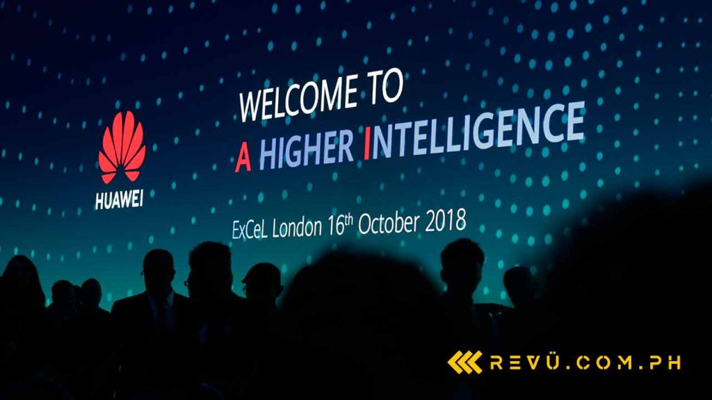 We at Revü attended the Huawei Mate 20 series launch in London.