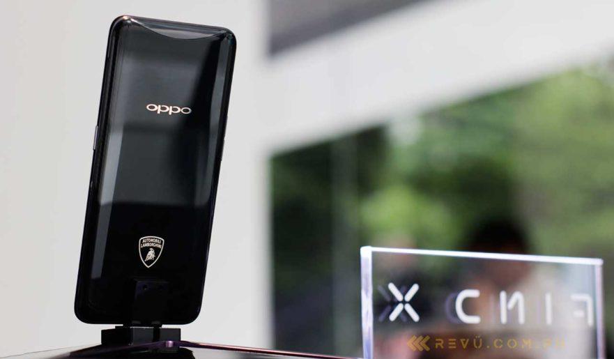 OPPO Find X Automobili Lamborghini edition torture test on Revu Philippines