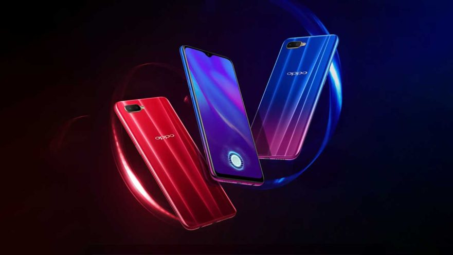 OPPO K1 price, specs and release or availability on Revu Philippines