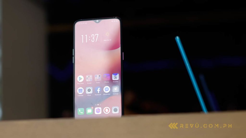 OPPO R17 Pro hands-on review and launch on Revu Philippines