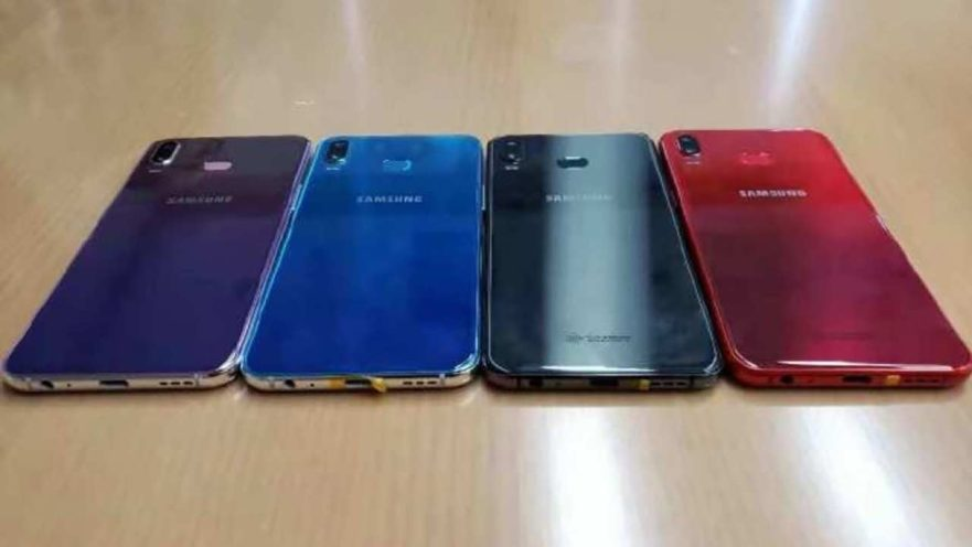Samsung Galaxy A6s live pictures and specs from TENAA on Revu Philippines