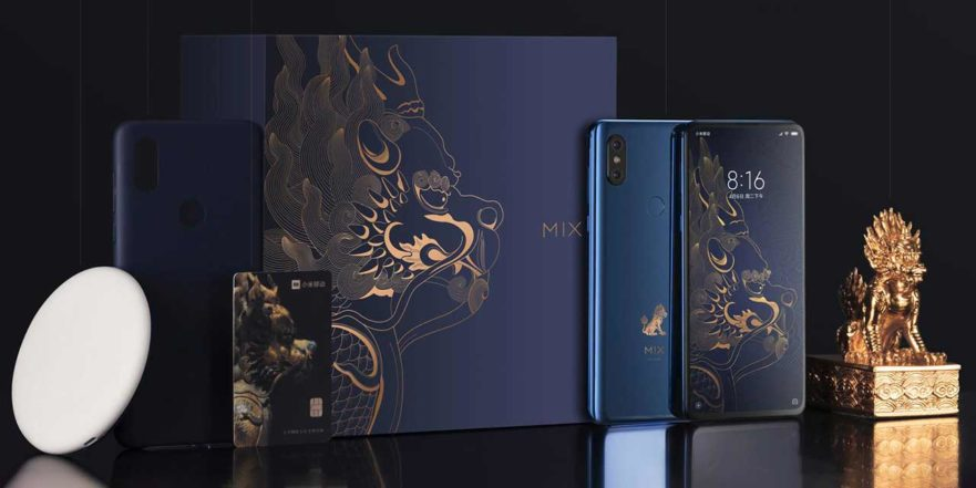 Xiaomi Mi MIX 3 Palace Museum edition price and specs on Revu Philippines
