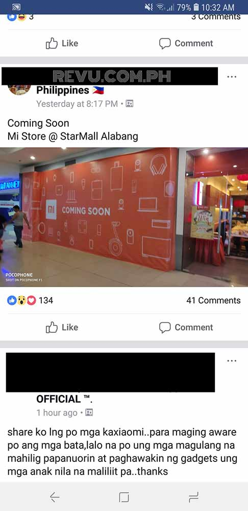 Xiaomi Store at Starmall Alabang on Revu Pilippines