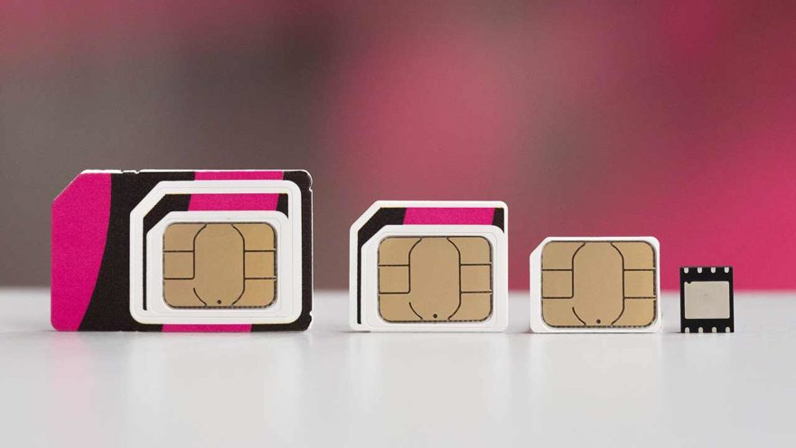Evolution of the SIM card on Revu Philippines