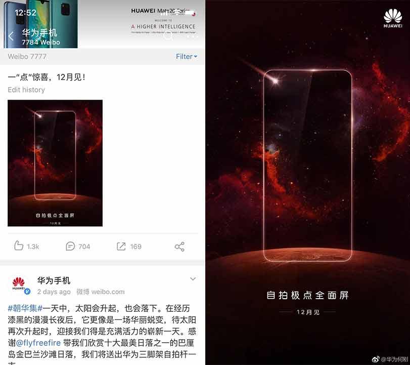 Huawei Nova phone with Infinity-O display on Revu Philippines
