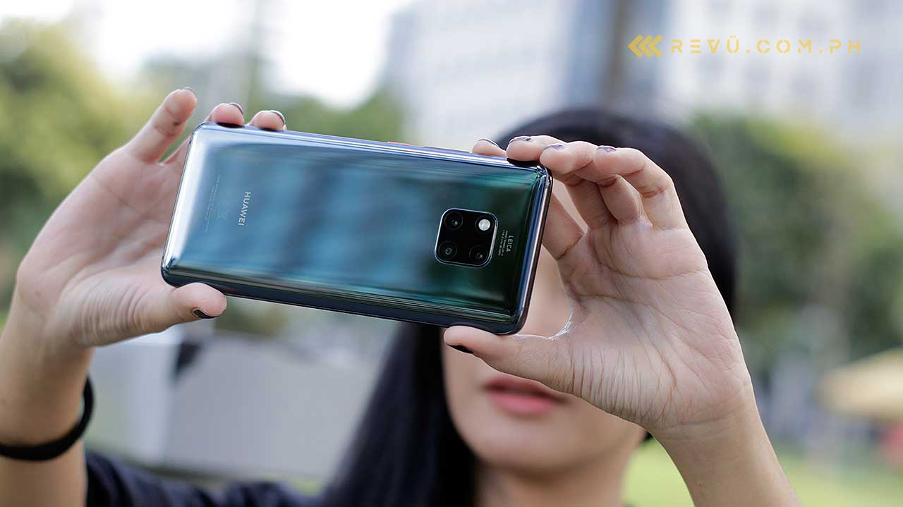 Huawei Mate 20 Pro camera review by Revu Philippines