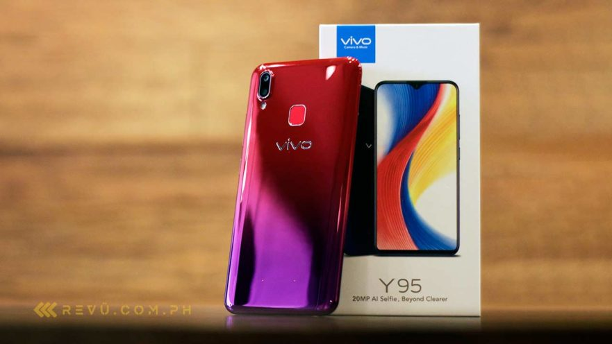 Vivo Y95 review, price and specs on Revu Philippines