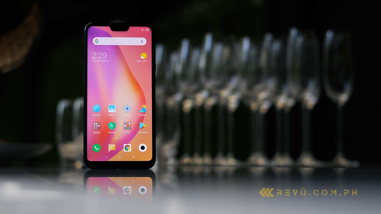 Xiaomi Mi 8 Lite Review, price and specifications in Revu Philippines