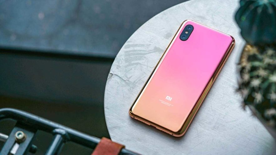 Xiaomi Mi 8 Pro Twilight Gold price, specs and availability or release date on Revu Philippines