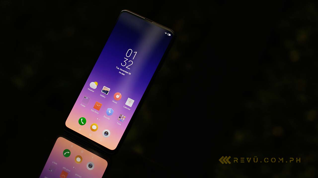 Xiaomi Mi MIX 3 initial review, price and specs on Revu Philippines