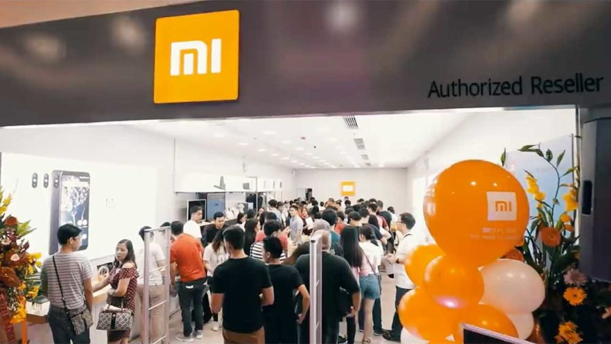 Opening of official Xiaomi store at SM North EDSA on Revu Philippines
