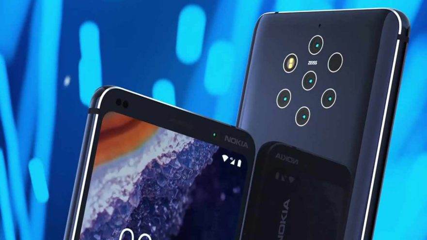 Nokia 9 PureView image tweeted by Evan Blass or @evleaks on Revu Philippines