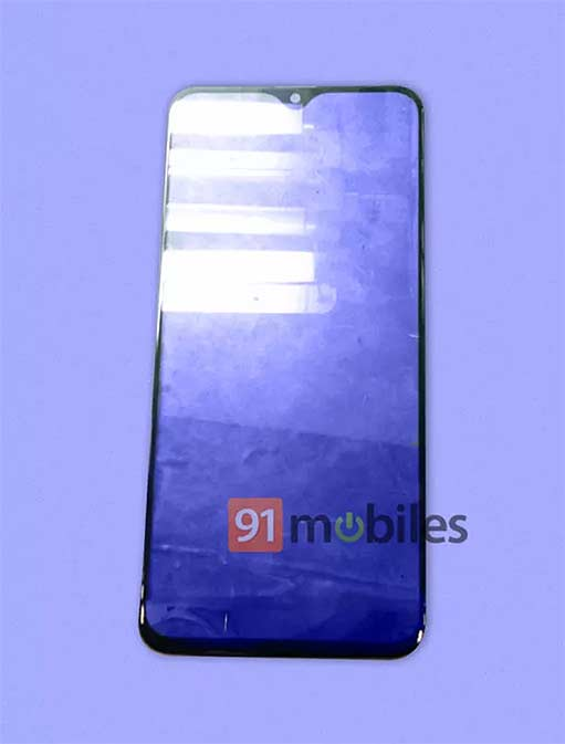 Samsung Galaxy M20 screen leaks out on Revu Philippines