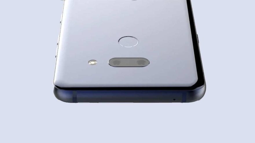 LG G8 ThinQ leaked render from OnLeaks and 91Mobiles, via Revu Philippines