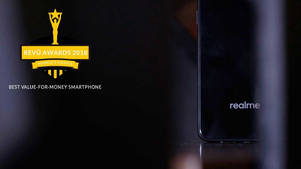Realme C1 is best value-for-money phone of the year at Revü Awards 2018, People's Choice category
