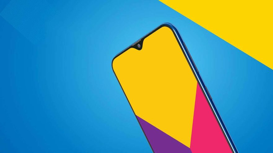 Samsung Galaxy M10, M20 and M30 or M series phones teaser on Revu Philippines