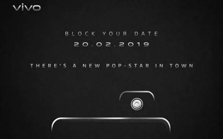 Vivo V15 Pro launch invite via Revu Philippines